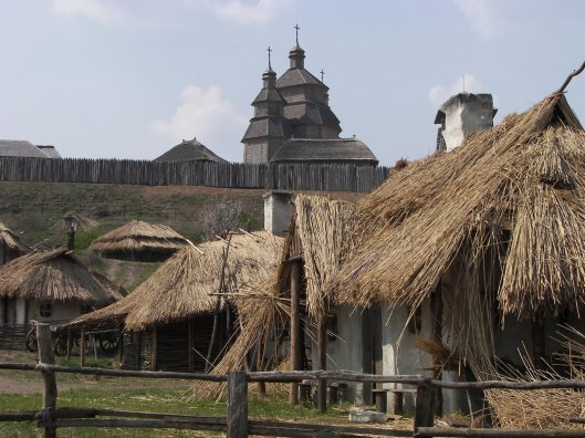 Ilha Khortytsia